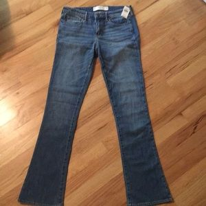 Abercrombie & Fitch Jeans Women's Size 6 Boot Cut